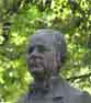 Bustul dr. Constantin Danielopol